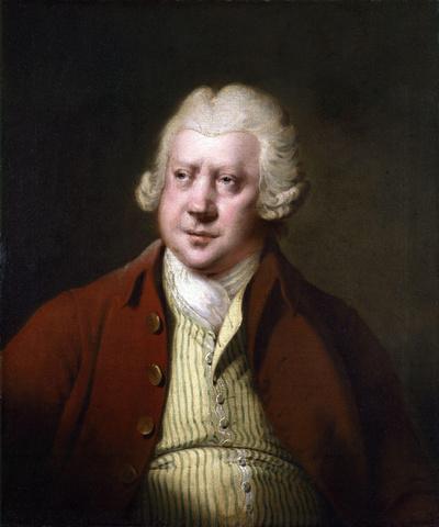 RICHARD ARKWRIGHT EN EL AÑO 1780