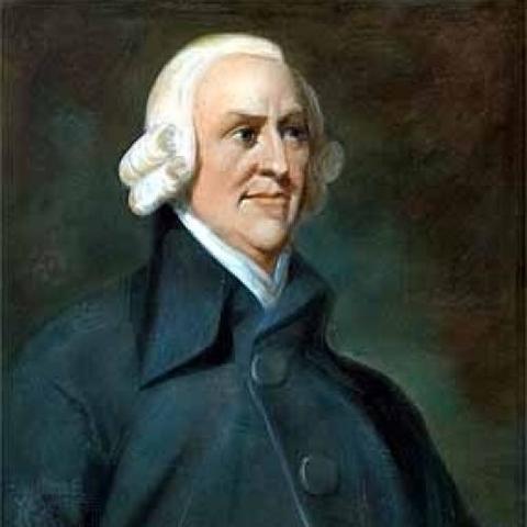 ADAM SMITH EN EL AÑO 1776