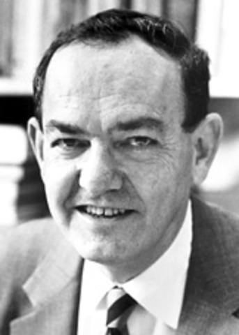 HERBERT SIMONS EN EL AÑO 1955