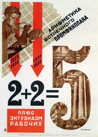 Stalin's First Five-Year Plan Begun