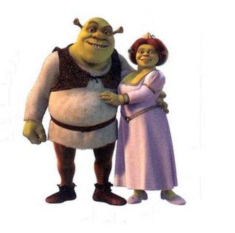 O Casamento de Fiona e Shrek
