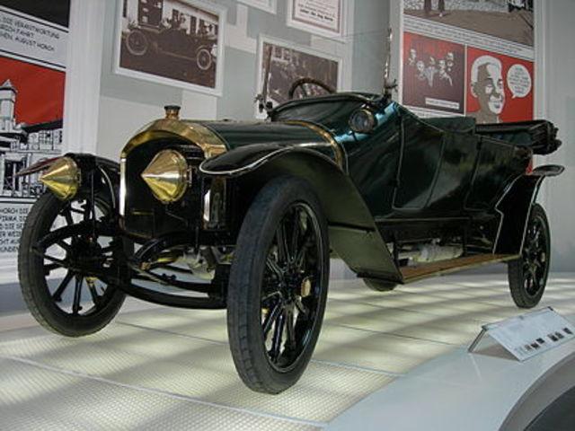 Audi Type A