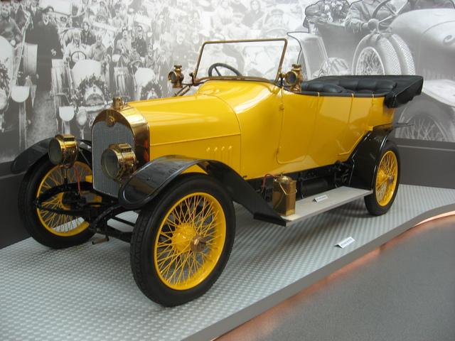 Audi Type B