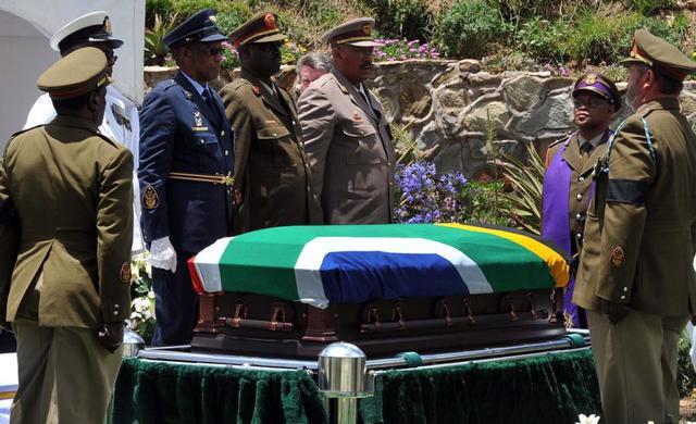 Mandela laid to rest