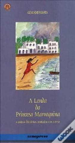 A Lenda da Princesa Marroquina e outras histórias contadas em verso