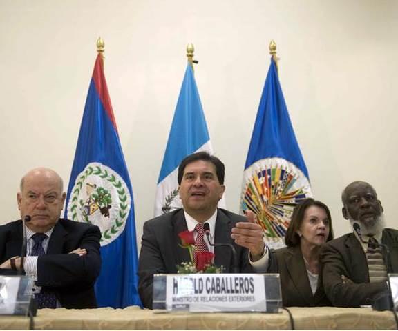 Oficina de la Secretaría General en la Zona de Adyacencia entre Guatemala y Belize