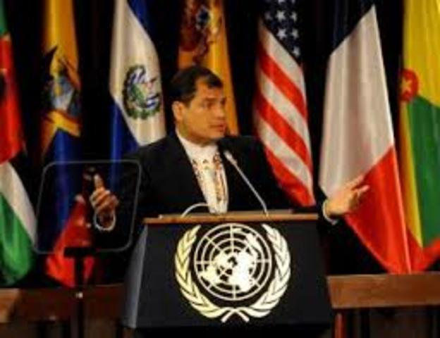 Crisis Políticas y Misiones Especiales