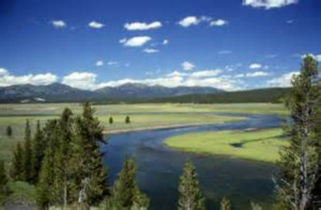George Catlin proposes National Park