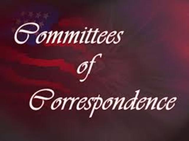 Commitee of Corespondance
