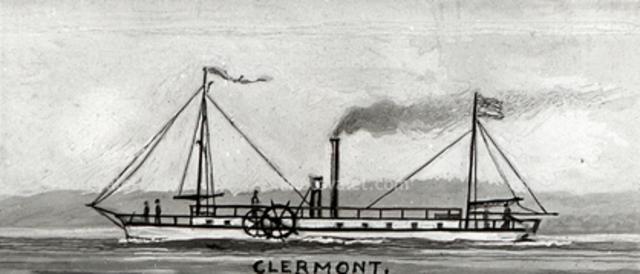 Fulton's Steam Boat