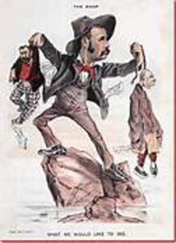 Nativists start hating on Immigrants