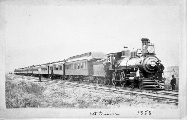 First Railroad