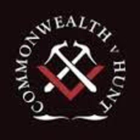 Commonwealth v. Hunt