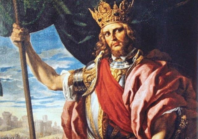 Germaneren Theodorik konge