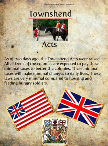 Townhend Act