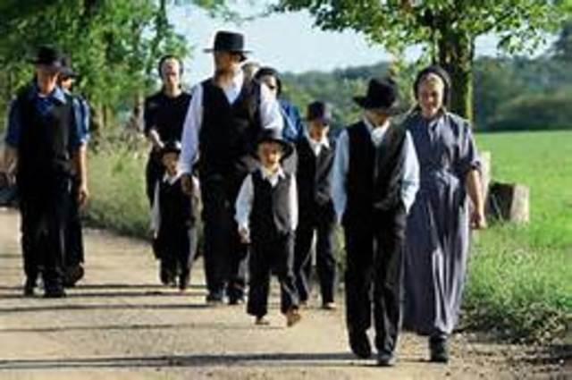 Amish to Pennsylvania