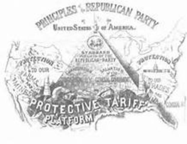 Protective Tariff of 1816