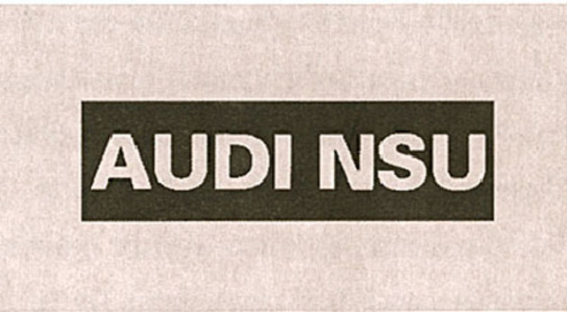 Audi Reemerges as A Separate Brand