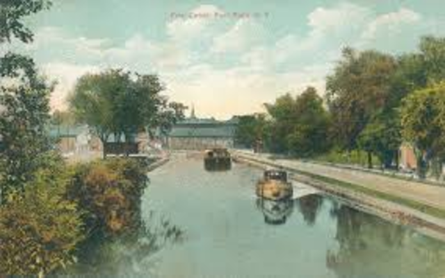 DeWitt Clinton's Big Ditch and Erie Canal