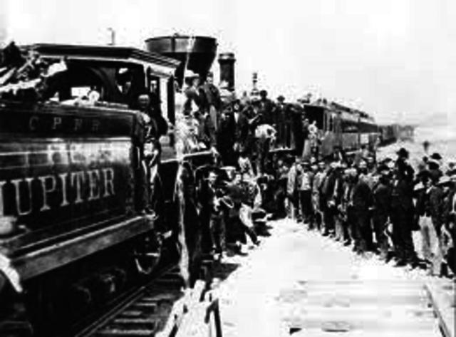 1st railroad