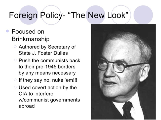 New Look Policy