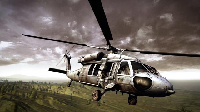 Operation Chopper Mission