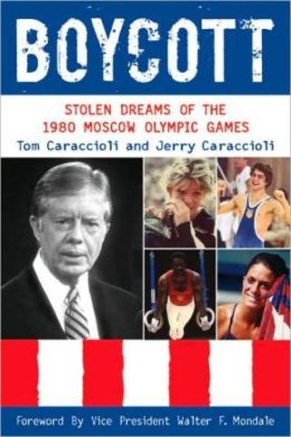 Moscow Olympics Boycott