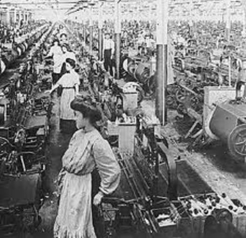 Few Labor Strikes to this Day