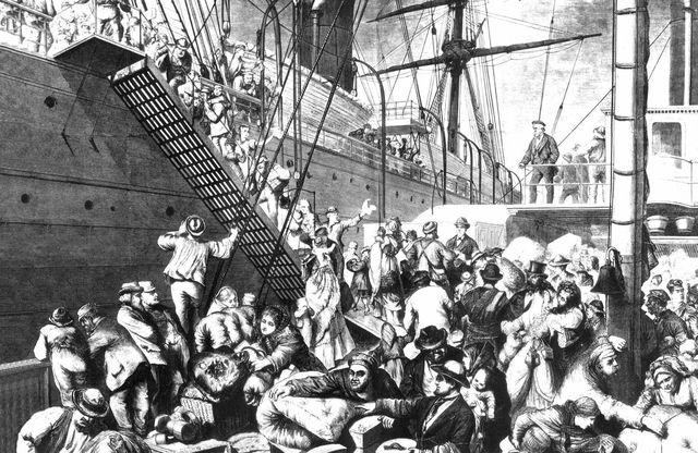 Immigration Into America