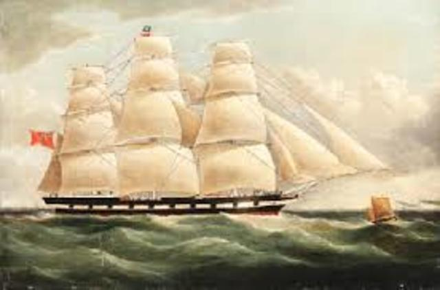 Dawn of Clipper Ships
