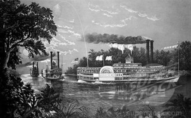 Steamboats Everywhere