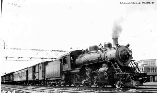 New York Railroads
