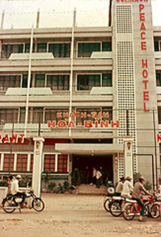 Qui Nonh Hotel bombing