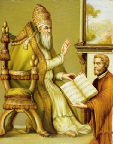 Palestrina and Lassus