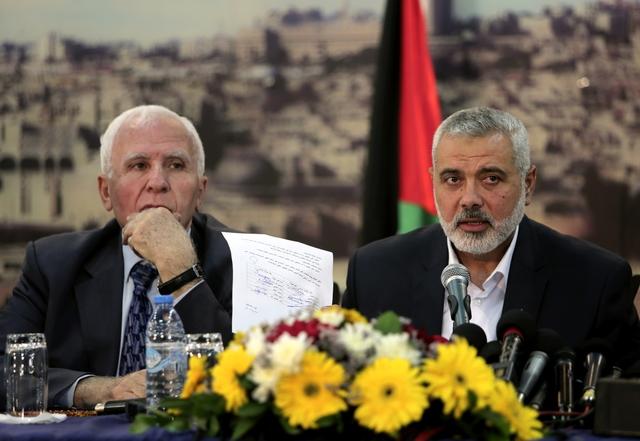 Palæstinenserne samler enhedsregering