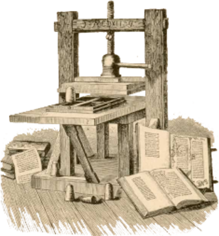 Erfindung des Buchdrucks, Johannes Gutenberg