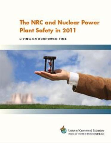 The NRC and Nuclear Power Plant Safety (2011)