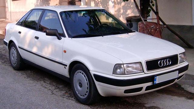 Audi 80/Fox