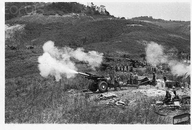 Attacking American Battalions