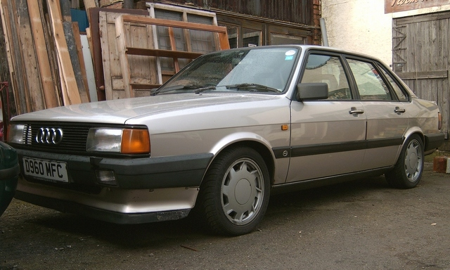 Audi 90 Redesigned