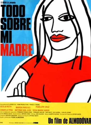 Todo sobre mi madre (Espanya)