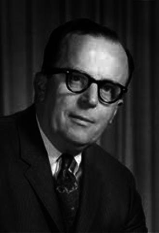 """J.C.R. Licklider: """"Trabajo en red"""" y """"Red Galáctica""""."""