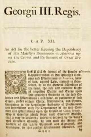 Declatory Act