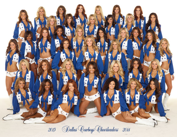 NFL Cheerleading Squads