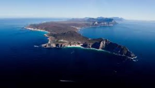 Sailing of the Cape of Good Hope