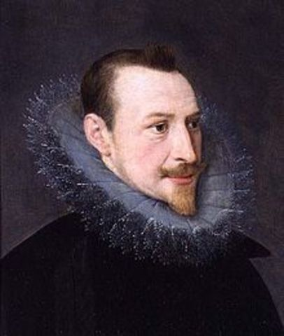 Edmund Spencer is born
