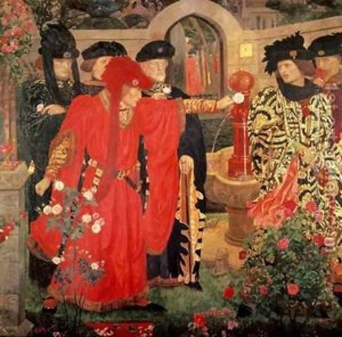 End of the War of the Roses