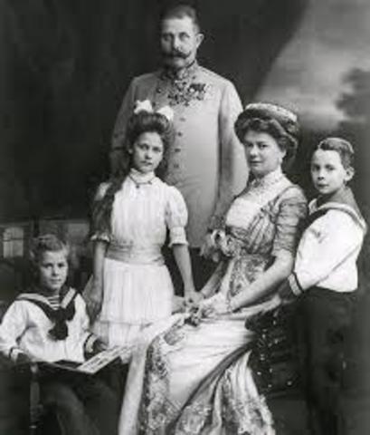 Assassination of Archduke Francis Ferdinand