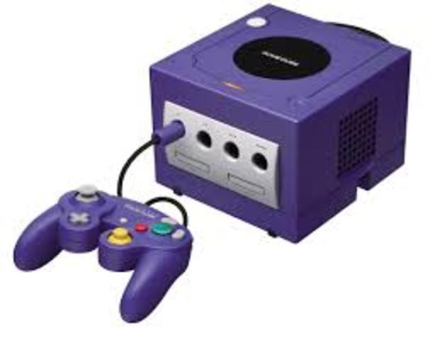 Game cube (My favourite)