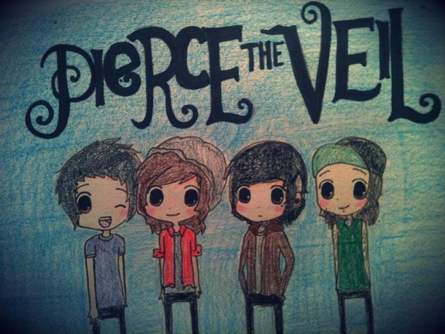 Pirce the veil